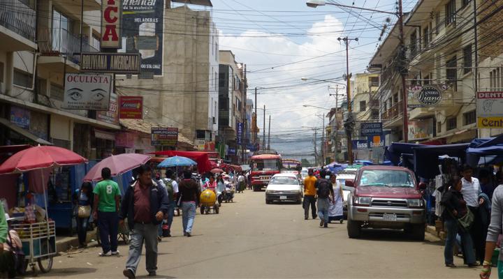 COCHABAMBA, BOLIVIA