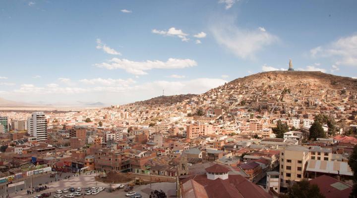 ORURO, BOLIVIA